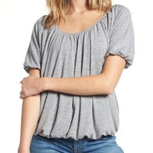 Hinge| Nordstrom grey top